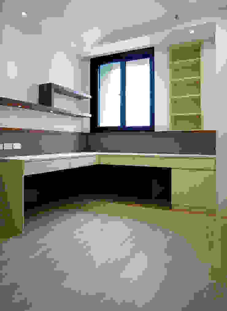 全室案例-基隆市楊宅 根據 ISQ 質の木系統家具 現代風