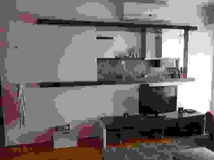 Modern style kitchen by arq.c2 Modern