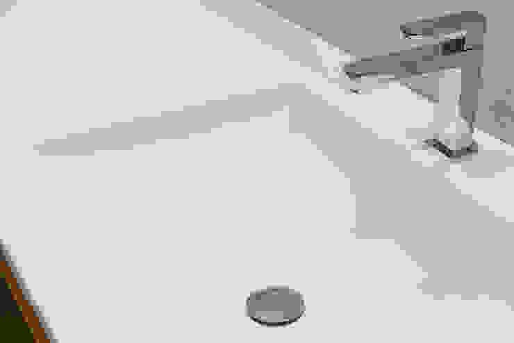 Mobile bagno Fab Arredamenti su Misura BagnoLavabi Bianco