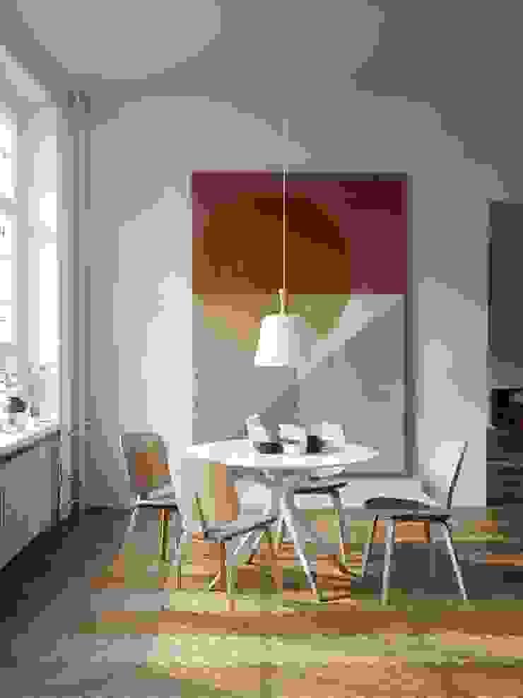 Mesa Billund e cadeiras Aarhus por BoConcept Lisboa Escandinavo