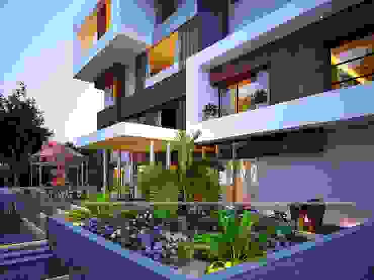 House design in Pakistan by 4Design Modern کوارٹج