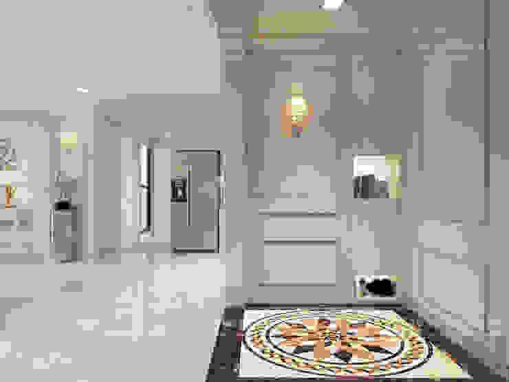 Puertas estilo clásico de ICON INTERIOR Clásico