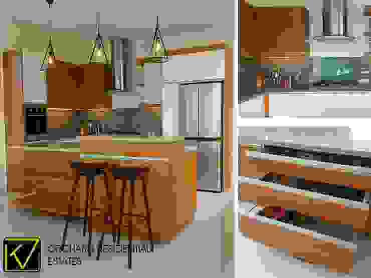 Modern Modular Kitchen Kat Interior and Design Kitchen