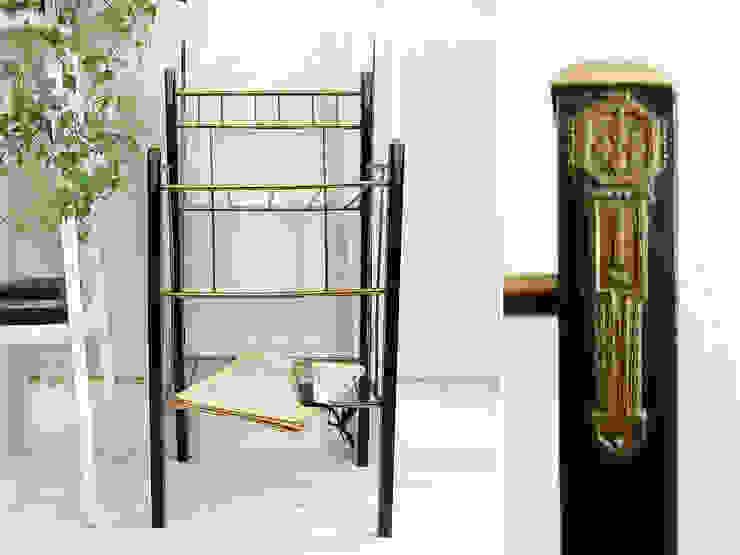 minimalist  by Maisondora Vintage Living, Minimalist Wood Wood effect