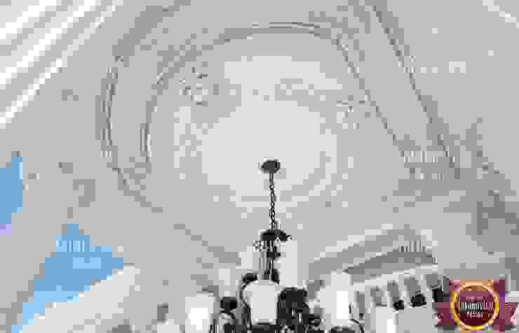 Architectural project in Nigeria from Katrina Antonovich Classic style houses by Luxury Antonovich Design Classic