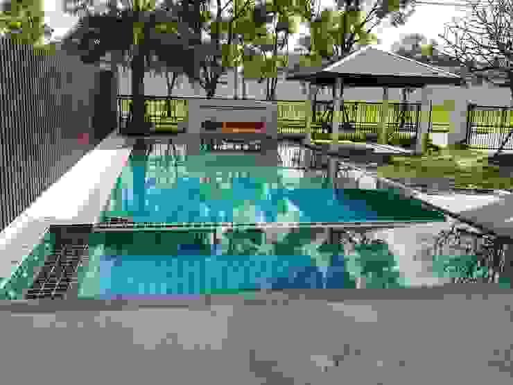 การสร้างสระว่ายน้ำ โดย A.P.POOL GROUP CO.LTD.