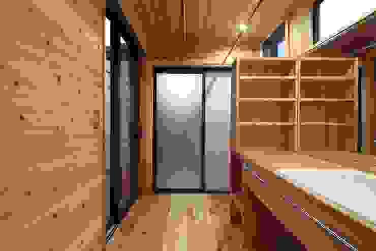 田村建築設計工房 아시아스타일 욕실
