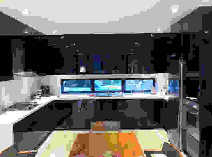 Modular Kitchen—Lucena City, Quezon Province by Stak Modern Kitchens Modern