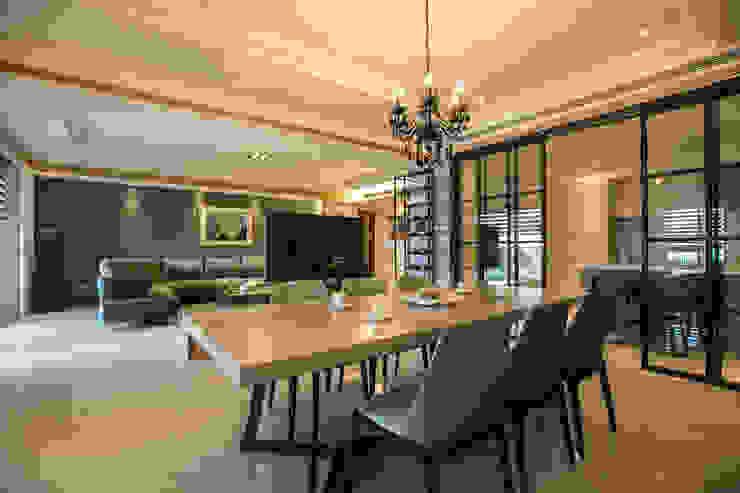 富立建設/耘非凡-旅程藍圖 根據 SING萬寶隆空間設計 現代風