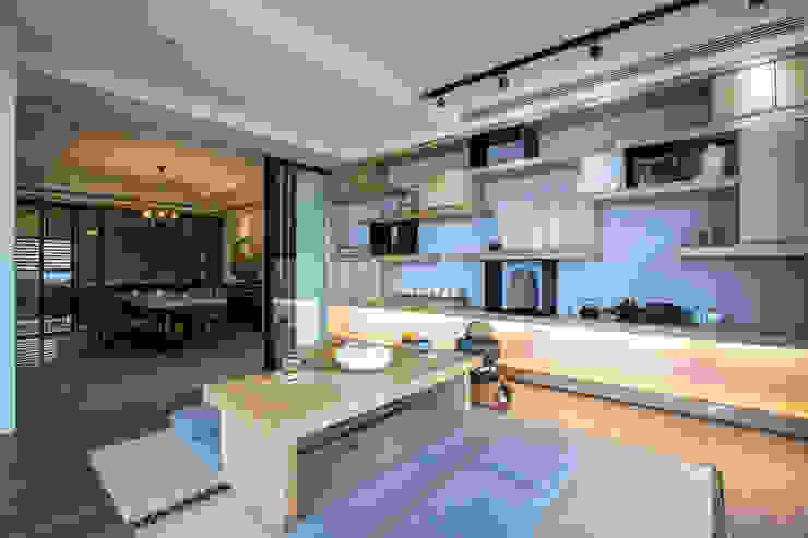 富立建設/耘非凡-旅程藍圖 SING萬寶隆空間設計 書房/辦公室