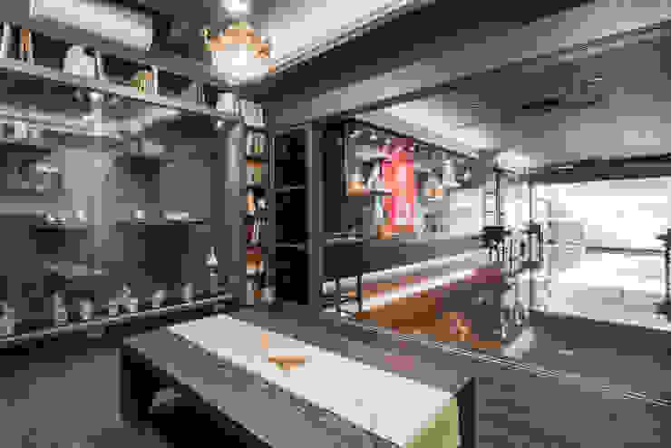 天冠金工美學館 根據 SING萬寶隆空間設計 日式風、東方風