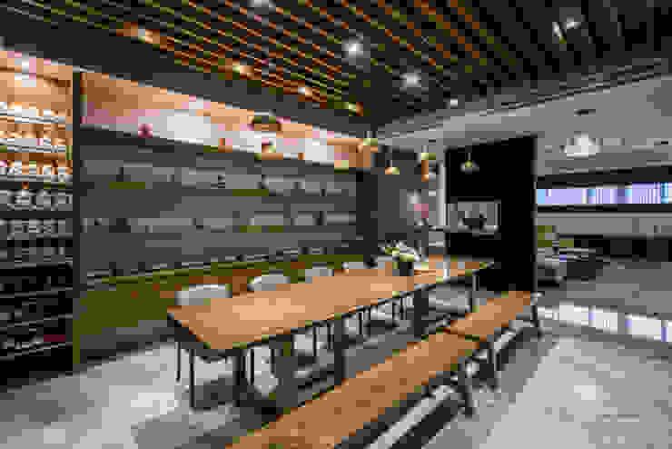 天冠金工美學館 根據 SING萬寶隆空間設計 簡約風