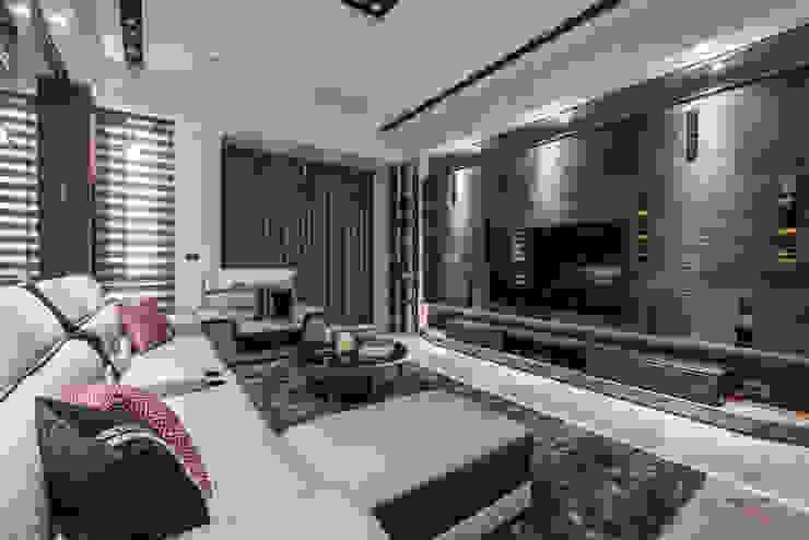 豪邸-京藏 根據 SING萬寶隆空間設計 古典風