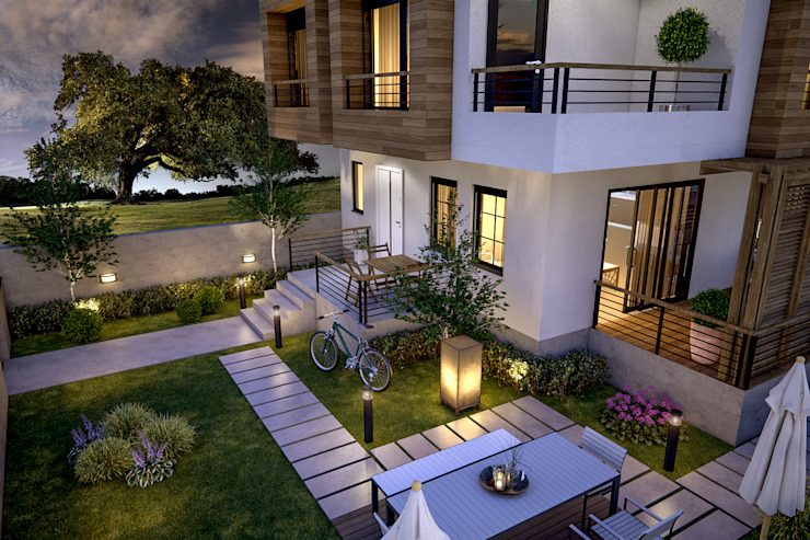 Villa Eylül yücel partners Akdeniz