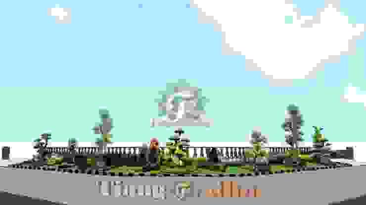Desain taman surabaya barat Oleh Tukang Taman Surabaya - Tianggadha-art