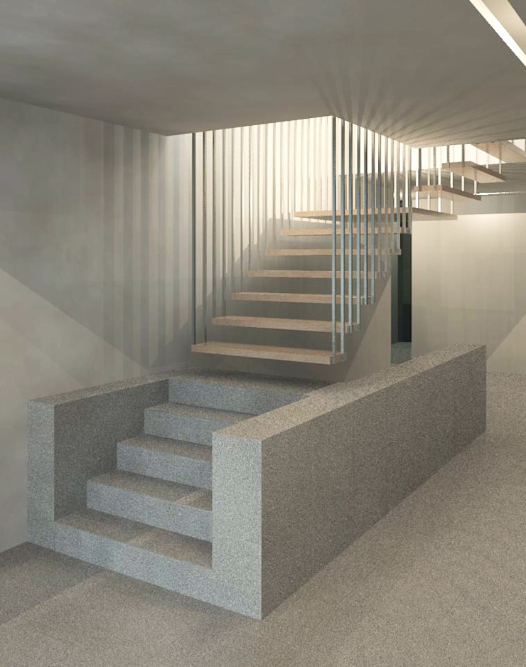 von darq - arquitectura, design, 3D Minimalistisch