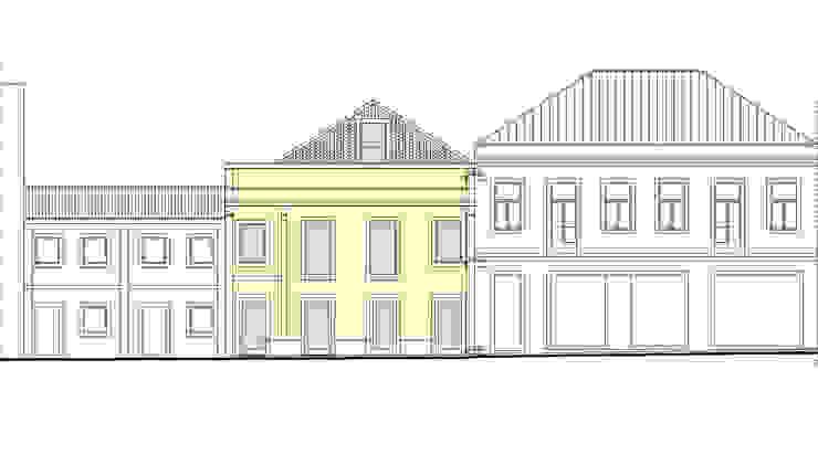 Maisons minimalistes par darq - arquitectura, design, 3D Minimaliste