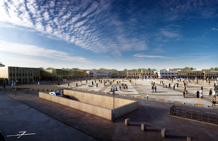 SOUQ WAQIF by MHD Design Group