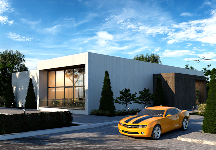 SYAF VILLA by MHD Design Group