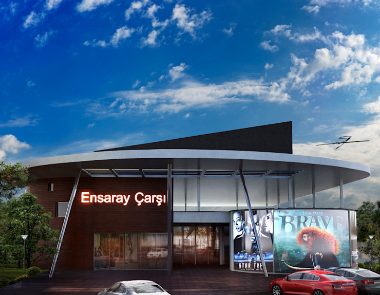 ENSARAY CARSI by MHD Design Group