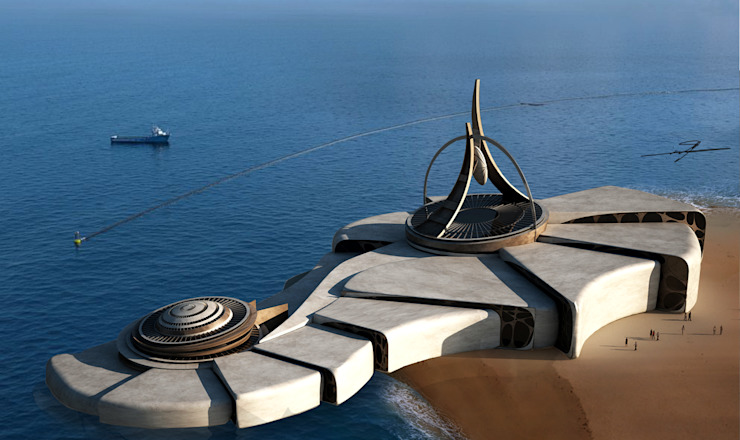Aquarium competition by MHD Design Group