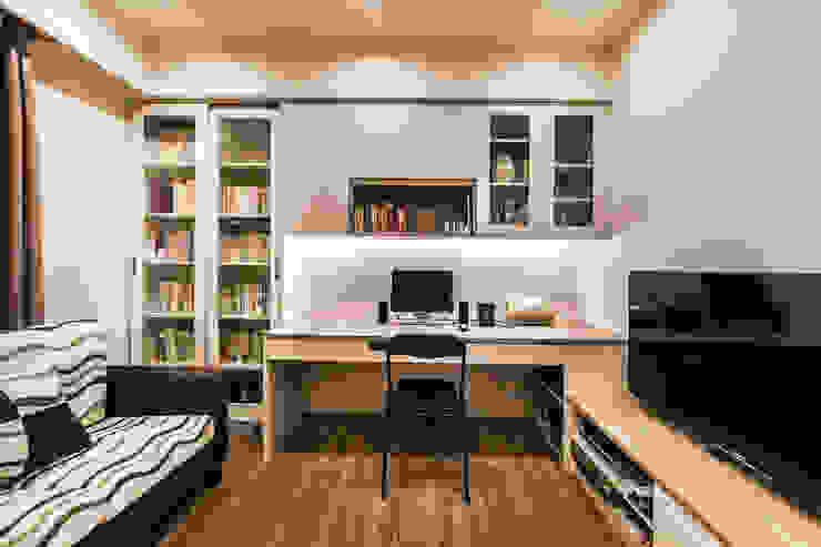 就是要在家也能輕鬆工作 根據 好室佳室內設計
