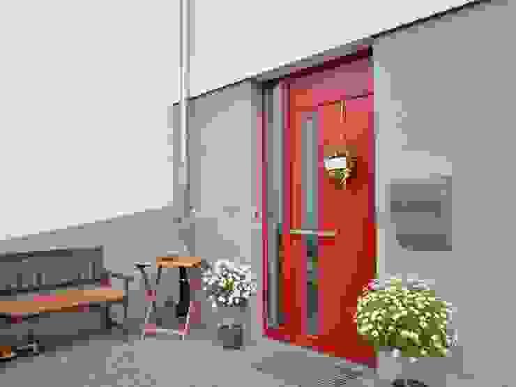 Herrmann Massivholzhaus GmbH Dom z drewna Lite drewno