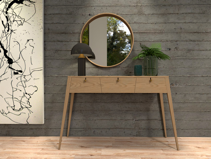 Corridor & hallway by BORAGUI - Design Studio