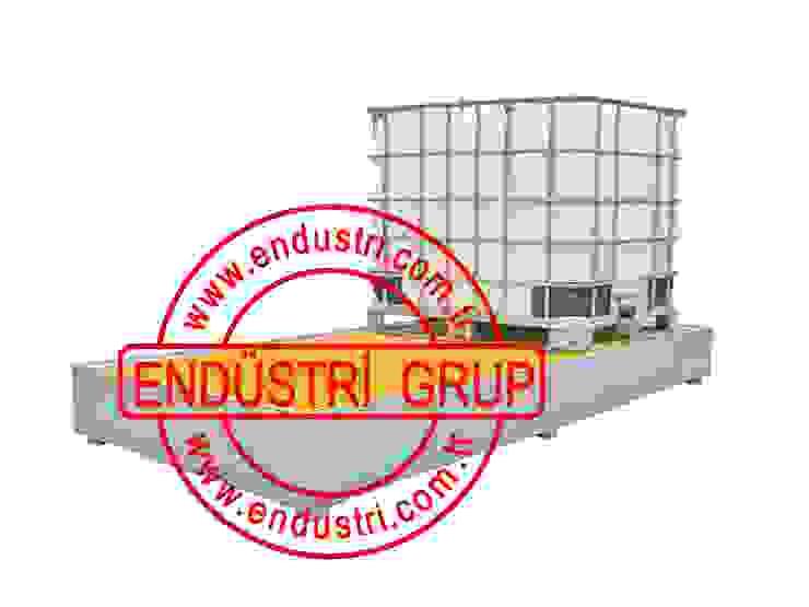 ENDÜSTRİ GRUP- Sıvı Yağ Toplama Küveti İbc Tank Kimyasal Paleti ENDÜSTRİ GRUP Endüstriyel