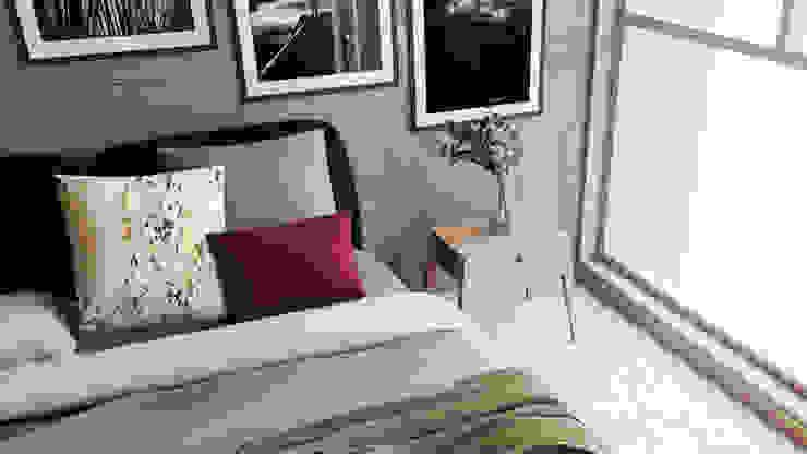 BORAGUI - Design Studio Modern Bedroom