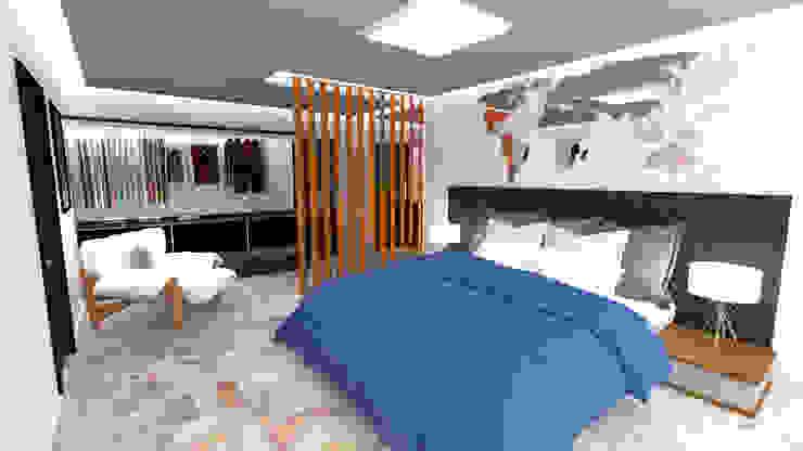 Room Closets modernos por Eduardo Luizi Moderno
