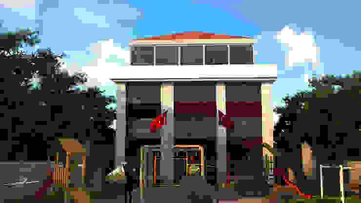 ASRIN DRAGOS OKULLARI by MHD Design Group