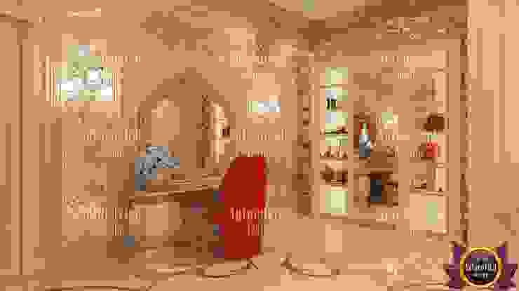 The most beautiful interiors from Katrina Antonovich Classic style bedroom by Luxury Antonovich Design Classic