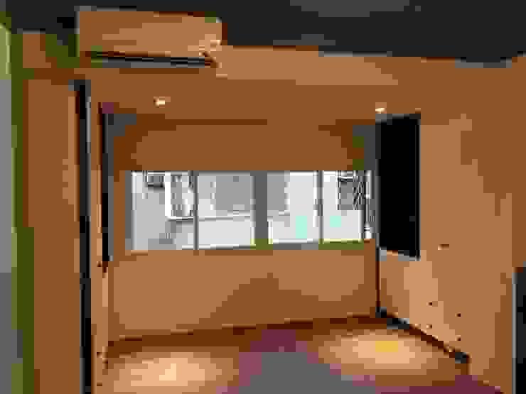 不釘天花板也能有好質感 連雲街設計案 根據 捷士空間設計(省錢裝潢) 工業風