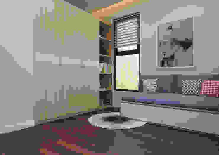 Phòng học view 2 by 9X Interior