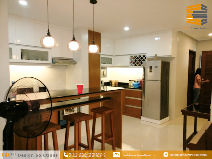 KITCHEN: asian  by CB.Arch Design Solutions, Asian