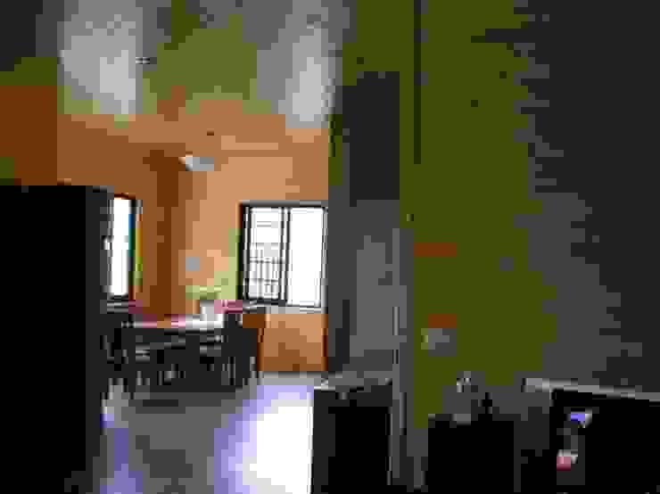 日式木屋別墅餐廳內裝 根據 地興木屋有限公司 日式風、東方風