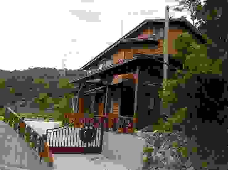 日式木屋別墅成品 根據 地興木屋有限公司 日式風、東方風