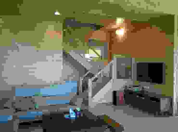 客廳 地興木屋有限公司 Living room Solid Wood