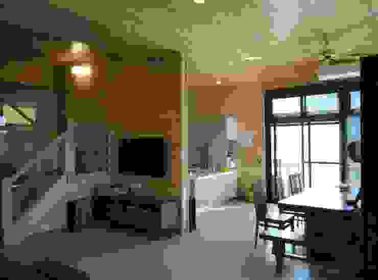 客餐廳 地興木屋有限公司 Kitchen Wood