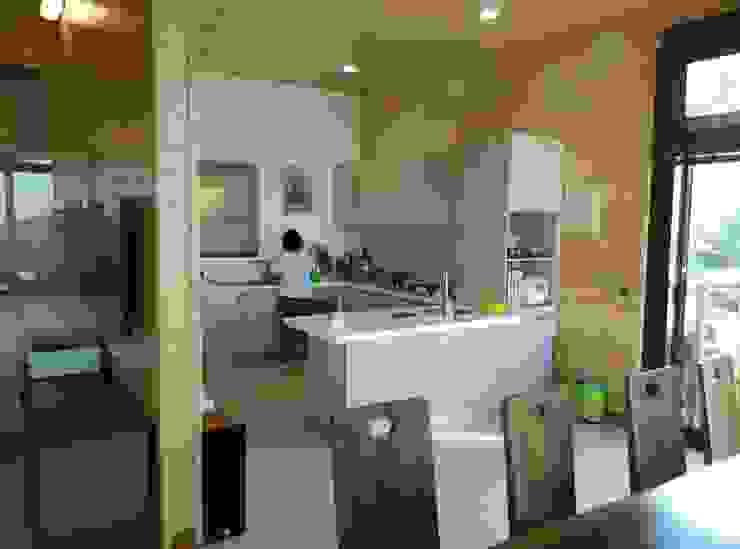 地興木屋有限公司 Kitchen Concrete