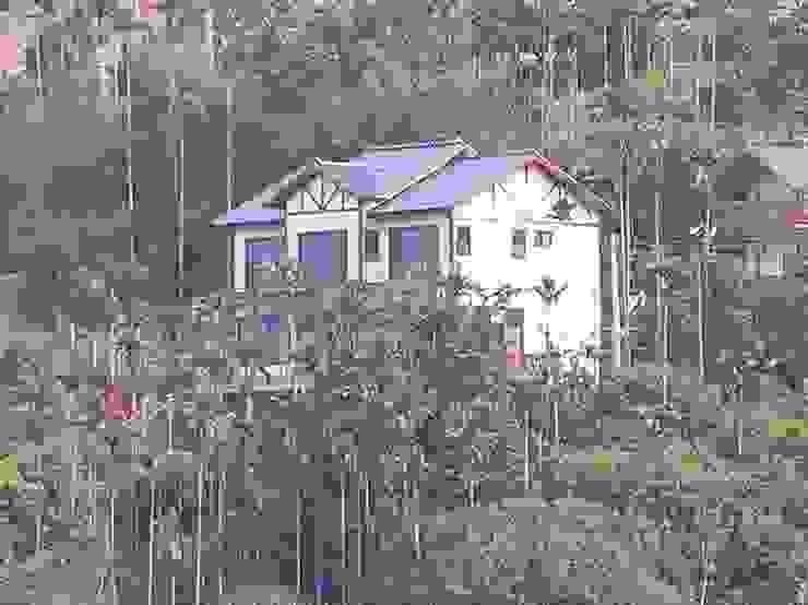 日式度假木屋 地興木屋有限公司 Asian style house Wood
