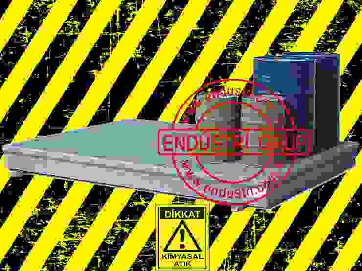 Endustri grup - tehlikeli kimyasal madde toplama havuzu varil ibc tank paleti imalati ENDÜSTRİ GRUP Endüstriyel