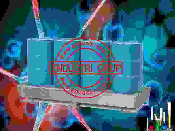 Endustri grup - Kimyasal atik toplama havuzu varil ibc tank paleti ENDÜSTRİ GRUP Endüstriyel