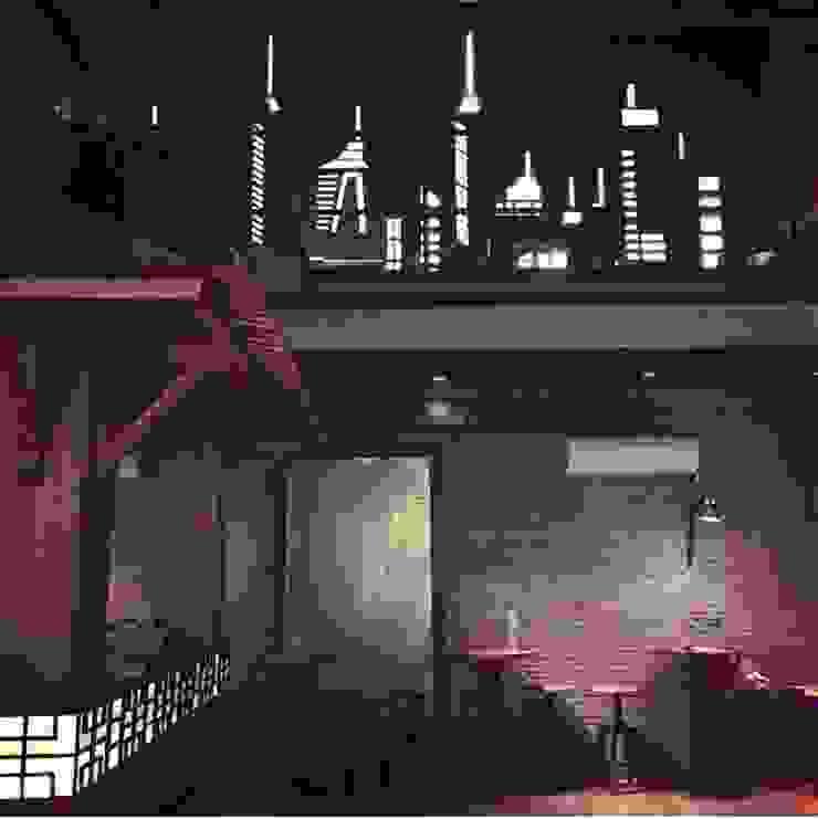 Hangover House of Soju Kantor & Toko Modern Oleh Elora Desain Modern