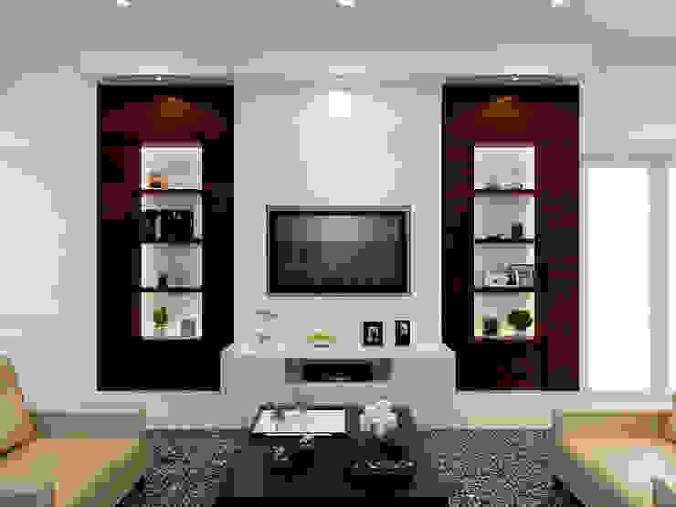 Rumah Tinggal Alice Hotel Modern Oleh Elora Desain Modern