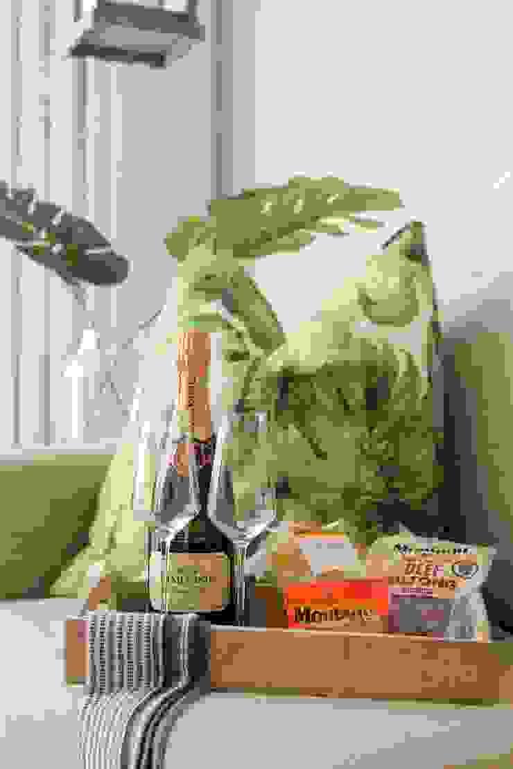 Cape Town Apartment by Principia Design Eclectic