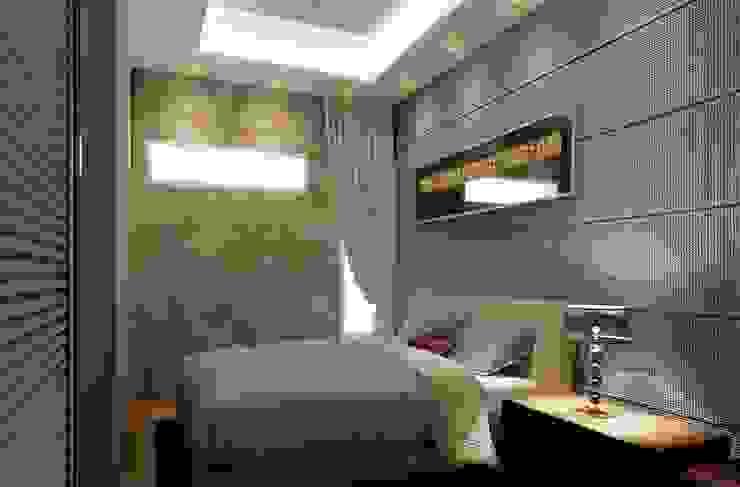 Sunter Resident Mr. Donny Kamar Tidur Modern Oleh Elora Desain Modern
