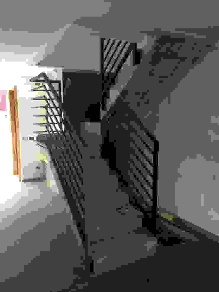 128_CasaVirgo_Vivienda de Rakau Construcción + Arquitectura Moderno Concreto reforzado