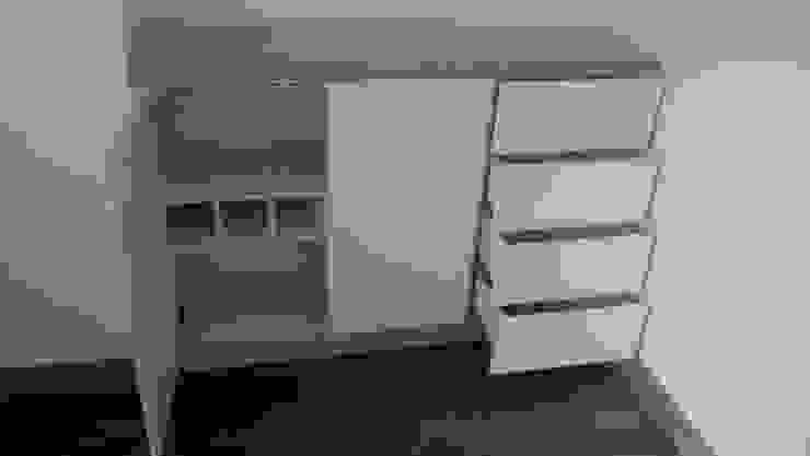 Diseño y fabricación de Muebles para Apto en Bogotá de Spazio Diseño y Decoración
